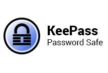 لوگوی نرم افزار مدیریت پسورد KeePass