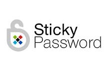 لوگوی نرم افزار مدیریت پسورد Sticky Password