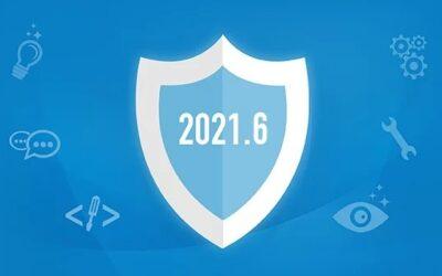 نسخه 2021.6: بهبود عملکرد و پایداری آنتی ویروس امسی سافت