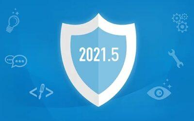 نسخه 2021.5: پنل جدید مدیریت حوادث و حملات بدافزاری