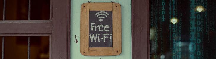 اارایه سرویس وای فای عمومی، در مکان هایی مانند کافه ها و هتل ها
