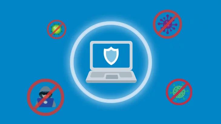 چگونه امسی سافت از حملات باج افزاری جلوگیری می کند؟